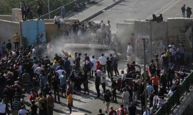 مظاهرات واضطرابات في عشر مناطق مشتعلة حول العالم