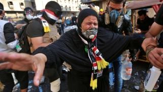 السيارات المفخخة تدخل على خط قمع احتجاجات العراقيين