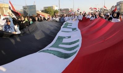 المحتجون ينتقلون إلى الإضراب العام في بغداد… وإقفال الجسور في الناصرية