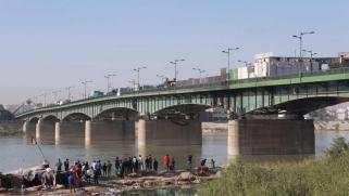 معركة الجسور تزيد حدة المواجهات في بغداد