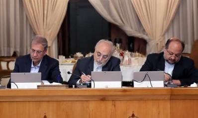 طهران تنتج 5 كلغ من اليورانيوم المخصب يوميا