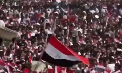الخلاني.. ساحة المواجهات بين المتظاهرين والأمن في بغداد