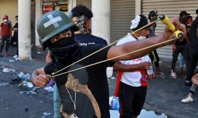 رصّ الصفوف سياسيا لمواجهة الاحتجاجات في العراق
