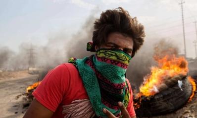 السيستاني يحذر من أي تدخل خارجي في العراق