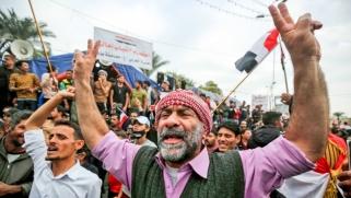 الفوضى الإيرانية في العراق لا تحصن واشنطن من غضب المحتجين