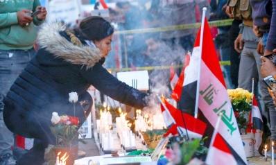 العراق يواجه التظاهرات بالاغتيالات بدل الإصلاحات