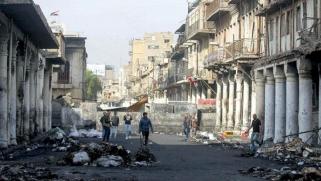 دماء تحاصر «الحراك العراقي»