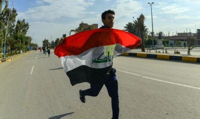 المحتجون في العراق يشككون في التزام الأحزاب بالقانون الانتخابي