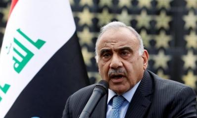 استقالة عبد المهدي تحرج القوى السياسية العراقية