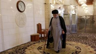 إيران تَعد الصدر بسلطة سياسية وحظوة في المرجعية بعد وفاة السيستاني