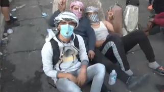 """""""لا تقتل"""".. عبر مواقع التواصل عراقيون يناشدون رجال الأمن"""