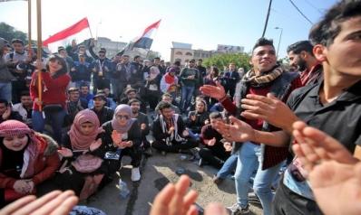 متظاهرو العراق: الخطاب الطائفي جريمة