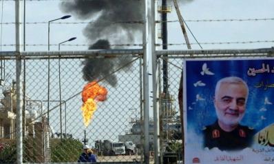 نيران الاحتجاجات تصل إلى النفط العراقي