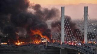 خطوات تصعيدية متواصلة تشلّ الحركة في بغداد