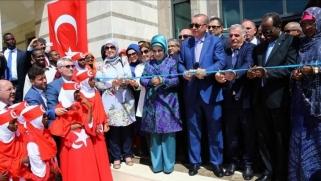أردوغان يتوسع في مقديشو ويخطط للتنقيب عن النفط