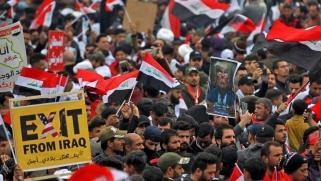 عالم ما بعد أميركا يرتسم في الشرق الأوسط