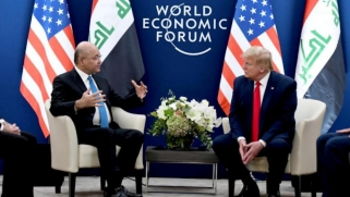 اتفاق أميركي – عراقي على مواصلة «الشراكة الاقتصادية والأمنية»