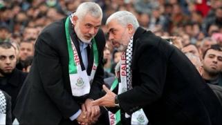 """""""حماس"""" وخيار يحيى السنوار الصعب"""