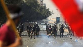 عبدالمهدي يدعو البرلمان لحسم تشكيل الحكومة وسط تصاعد العنف