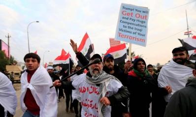"""""""مليونية"""" الصدر تنسجم مع ميليشيات إيران ولا تلبي مطالب الشارع"""