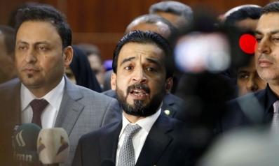 رفض تمرير حكومة علاوي يهدّد بقاء الحلبوسي على رأس البرلمان العراقي