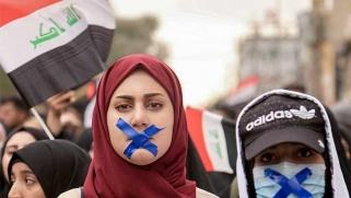 استهداف النساء كسلاح ضد انتفاضة العراق