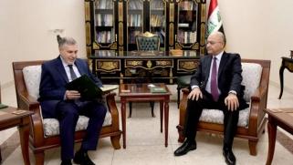 العراق.. ترحيب أممي باختيار علاوي لتشكيل الحكومة