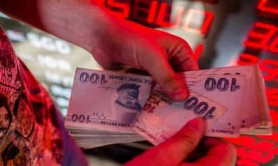 الليرة التركية تتعرض لضغوط بسبب التوترات في سورية