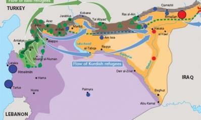 المعركة الأحدث على إدلب قد تسبب موجة أخرى من اللاجئين إلى أوروبا