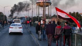 مسيرات طلابية حاشدة في العراق… وترجيحات بمزيد من التصعيد بعد إعلان الحكومة الجديدة
