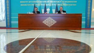 آسيا الوسطى في ميزان التوتر بين واشنطن وطهران
