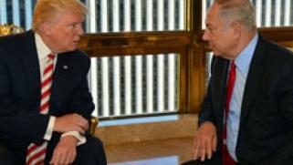 مشكلة خطة ترامب للسلام في الشرق الأوسط