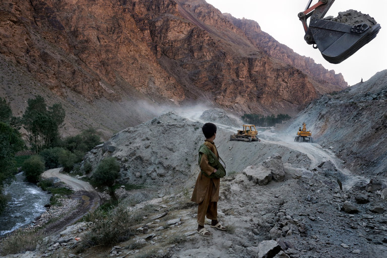 Trump Finds Reason for the U.S. to Remain in Afghanistan: Minerals