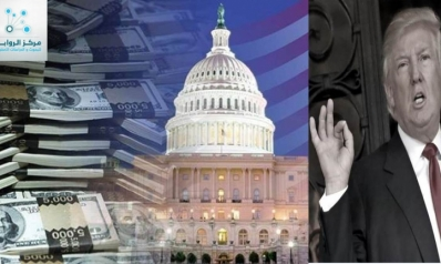 The US budget crisis between the Trump's disability and the power of the Democrats