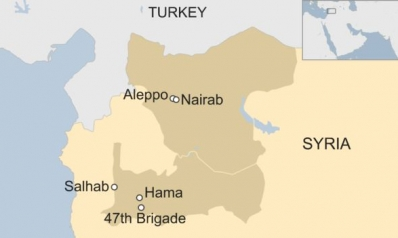 Syria war: 'Iranian personnel among dozens dead' in missile attacks