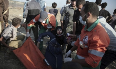 Gaza hospitals struggle to cope with high casualty toll
