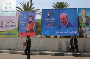 Data of the parliamentary electoral process in Iraq