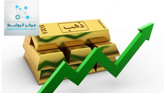 What are the main reasons for the strong rise of gold prices?