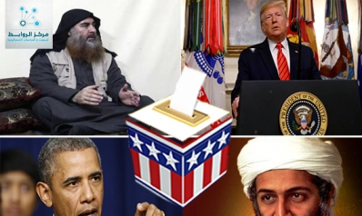 Will Abu Bakr al-Baghdadi give Trump a second presidential term?