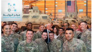 Mike Pence at Ain al-Assad base … Washington is waiting for the winner in the protests of Iraq and Iran