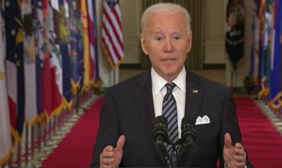 7 takeaways from Joe Biden's prime-time Covid-19 speech