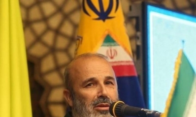 Who Is Mohammad Reza Fallahzadeh, the New Deputy Commander of Iran's Qods Force?
