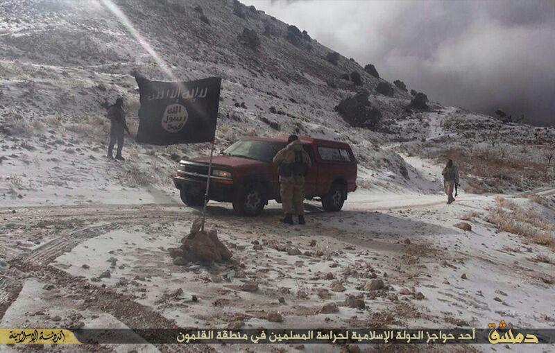 «داعش» يمتلك «تاو».. ويوسّع انتشاره نحو لبنان