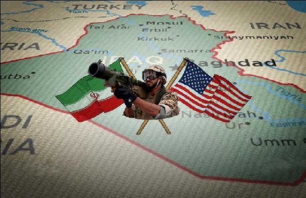 الولايات المتحدة وإيران متحدتان في العراق