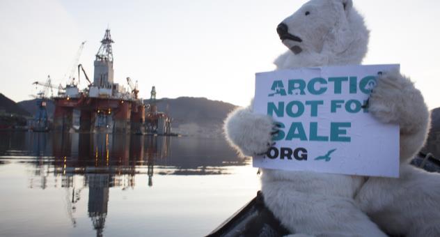 Arctic Conflict :صراعات الهيمنة على القطب الشمالي بين الدول الكبرى