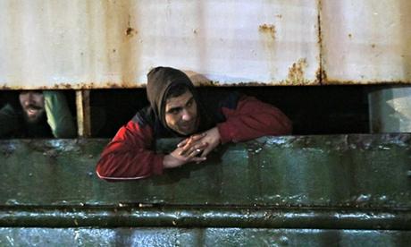 الربيع العربي يتسبب في إثارة أكبر موجة من المهاجرين منذ الحرب العالمية الثانية