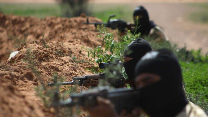 خريطة توضح تصاعد تدفق المقاتلين الأجانب إلى العراق وسوريا منذ أكتوبر