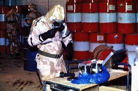 """""""داعش"""" واحتمالات رد فعل كيميائي وبينهما اسلحة العراق المنهوبة"""