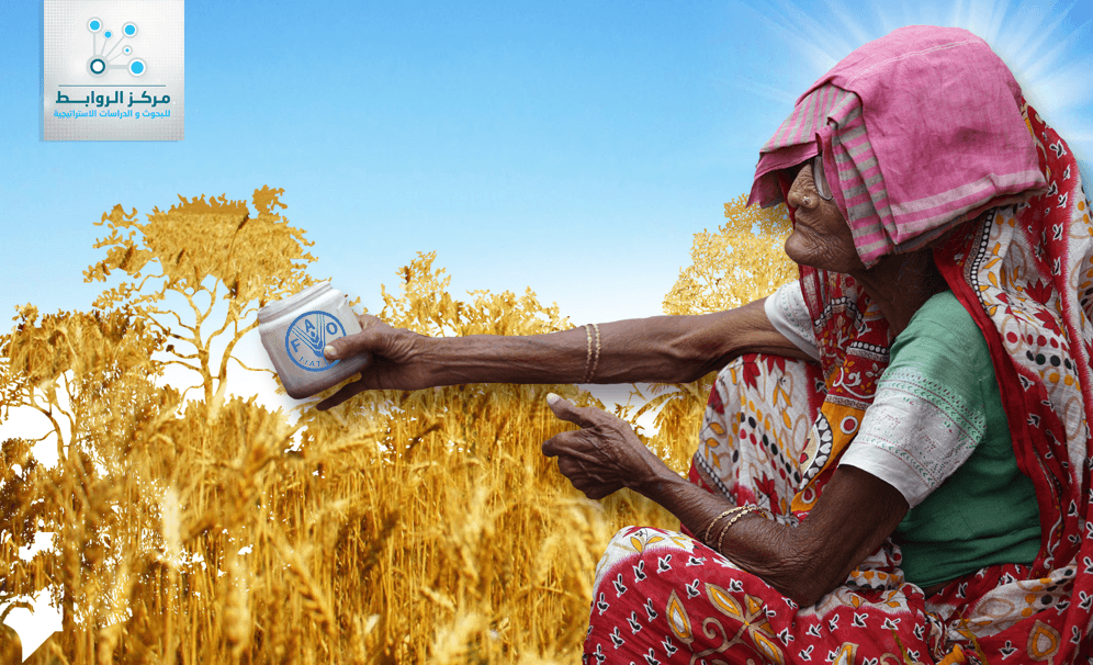 حرب جديدة على الجوع في الاقليم