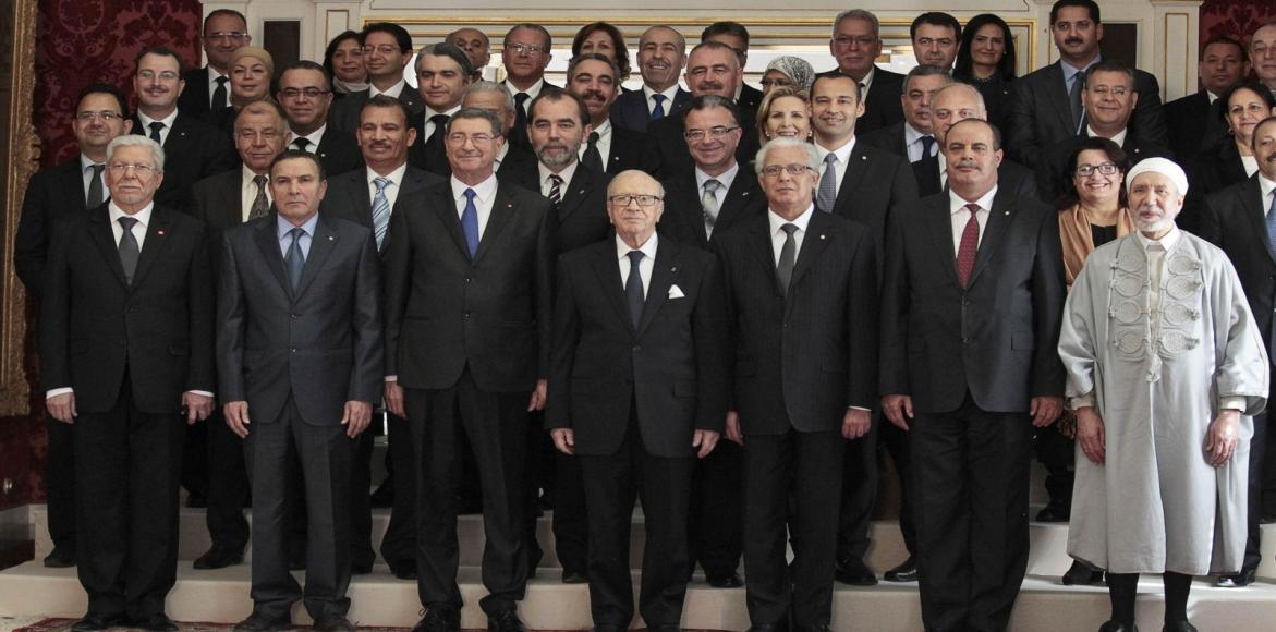 مائة يوم من عمر الحكومة التونسية